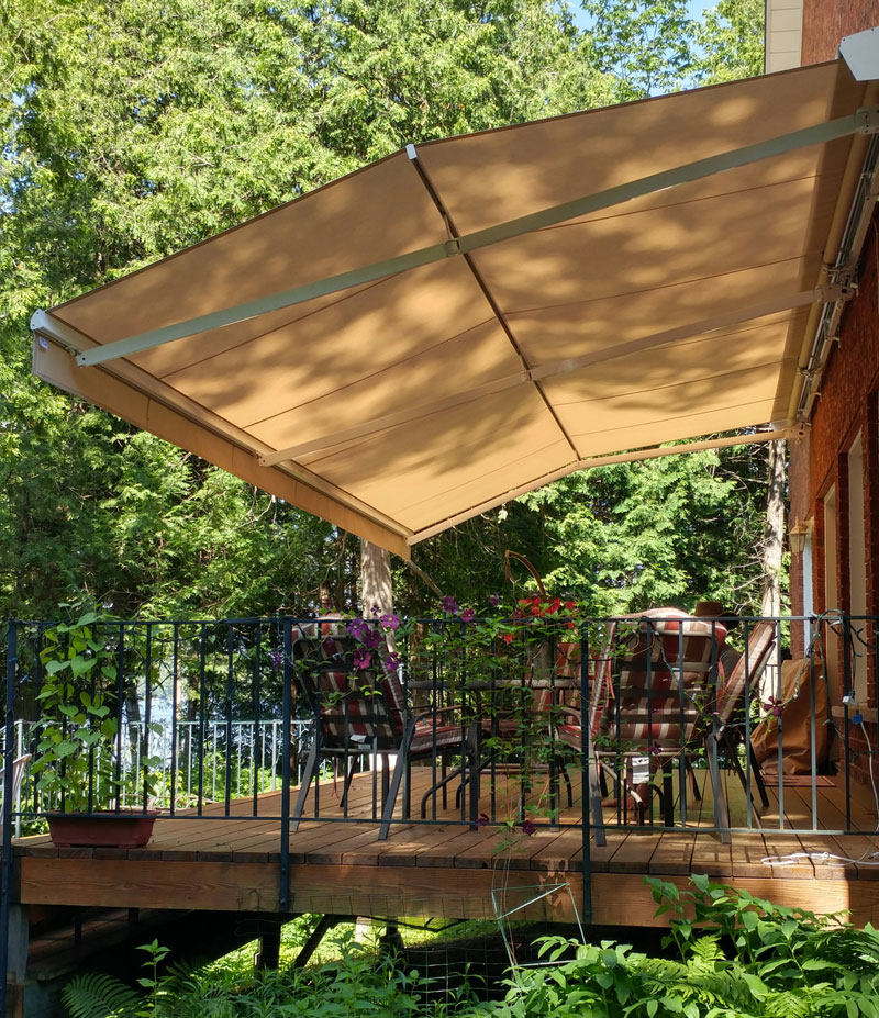 Retractable Awnings Lester Awnings